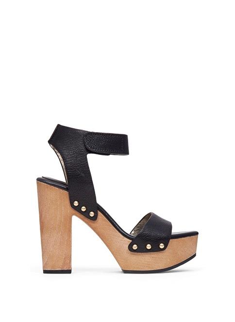 BCBGeneration Topuklu Ayakkabı  Siyah